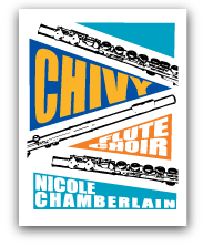 Chivy for flute choir