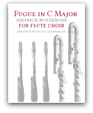 Fugue In C Major