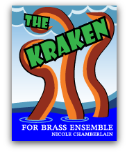 The Kraken for brass ensemble