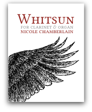 Whistun for clarinet and organ